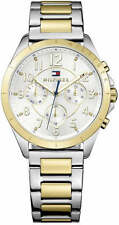 Women's Tommy Hilfiger Casual Sport Multifunction Steel Watch 1781607