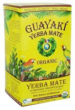 Guayaki - Organic Yerba Mate Traditional - 25 Tea Bags