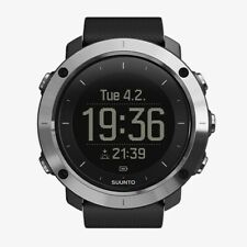 Uhr Wandern Outdoor suunto Traverse Schwarz GPS Höhenmesser