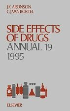 Side Effects of Drugs Annual 19 (Side Effects of Drugs Annual) (Side Effects of