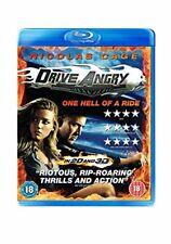 Drive Angry [Blu-ray] [DVD][Region 2]