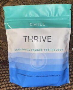 "thrive level ""CHILL"""