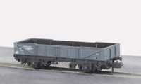 Peco NR-7F N Gauge BR Grey Tube Wagon