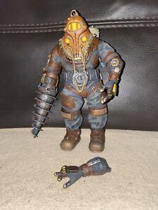 Neca Bioshock Subject Delta Big Daddy Figure Rare