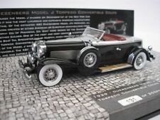 1 43 Minichamps Duesenberg Model J torpedo convertible Coupe 1929