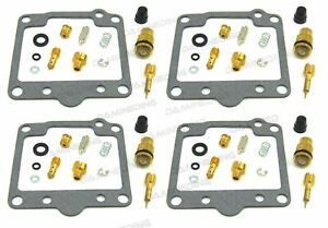 4 X CARBURETOR CARB REPAIR REBUILD KIT 80-81  GS1000 gs1000g gs1000gl