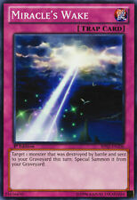 3X Miracle's Wake BP02-EN206 / 1ST EDITION / MINT! / YU-GI-OH
