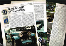 IF / Isotta-Fraschini Cars History Article / Photo / Pictures