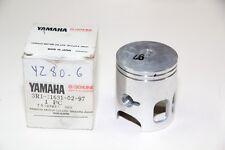 NEUF : PISTON pour moto YAMAHA YZ80 YZ 80 G de 1980 - Ref : 3R1-11631-02-97