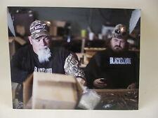 John Goodwin & Justin Martin Black Cloud Federal Ammo 11x14 Color Photograph