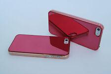 Red Premium Quality daruma S-Shiny iPhone 5 / 5S Stylish Mirror Finish Cover