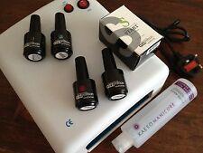 Jessica GELeration 8 Item Kit Including UV Lamp