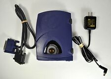 Iomega ZIP 250 External Drive 250MB Z250P with AC Adapter Supply &Parallel Cable