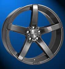 Ohne Deckel (H) Ja/Brock Metallic Felgen fürs Auto