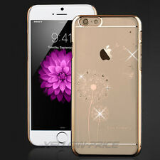 For iPhone 6s Plus Luxury Blingbling Ultra-thin Clear Rhinestone Case Cover Film