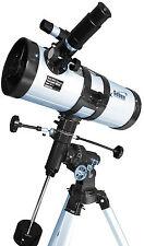 Seben Star Sheriff 1000-114 EQ3 Télescope Réflecteur + Moteur Astronomie