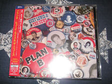 HUEY LEWIS & THE NEWS - Plan B + 1 (2001) VERY RARE JAPAN PROMO CD!!! *UNPLAYED*
