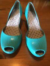 Pumps, Classics Block Floral Heels for Women