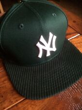 NY New Era Baseball Cap Green Size Medium/Large