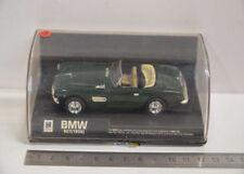 28 ) New Ray 1:43 - BMW 507 Cabrio (1965) - dunkelgrün