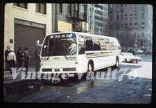 Duplicate Slide Gmc Rts Demo Nycta New York City Transit 1974