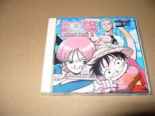 One Piece Music & Song Collection 3 22 track cd 2000 Japan cd Ex/Nr Mint