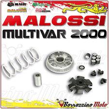 MALOSSI 5113813 VARIATEUR VARIO MULTIVAR 2000 SYM FIDDLE 2 125 4T euro 3