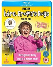 Mrs Brown's Boys - Series 1 (Blu-ray + DVD Bonus Disc)   Brand new and sealed