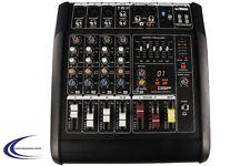 Mischpult mit Verstärker HOLLYWOOD 5-Kanal mit USB Bluetooth - DJ Mixer