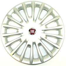 "Fiat Bravo 2007 - 2014 16"" Wheel Trim Single x1 New + Genuine 735463061"