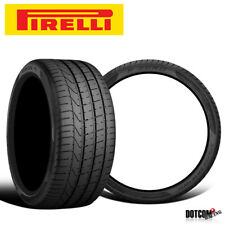 2 X New Pirelli PZero 245/45R18 96Y Summer Sports Performance Traction Tires