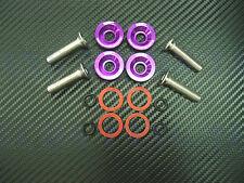 Werkz Purple Valve Cover Washers kit for Integra GSR V-Tec Civic 99-00 Si