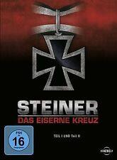 STEINER - Das Eiserne Kreuz - TEIL 1 und 2 (2012) * DVD * NEU * OVP