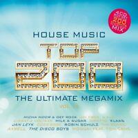 House Top 200 Vol.15 (4CD)    CD NEU