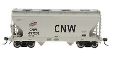 Chicago Northwestern ACF 2 Bay Hopper Intermountain HO CNW #437273 NIB