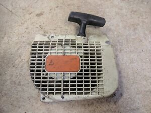 Genuine Starter Recoil Cover Stihl MS390 039 029 1127-084-1000 Chainsaw parts