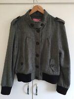 E-vie evie ladies short jacket size 18 eur 46 🌹