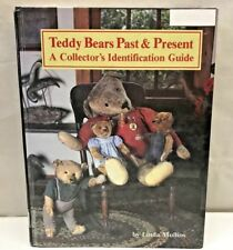 Teddy Bears Past & Present Book Collector's Identification Guide Mullins HC Used