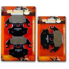 TGB Front + Rear Hi Quality Brake Pads Gunner 550 4x4 Target [2010-2011-2012]