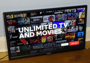 """VIZIO LED LCD Full HD D series, Smart TV - Black 32"""""""