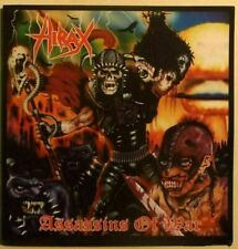 HIRAX - Assassins Of War / The New Age of Terror 2 on 1 Import CD