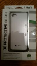 UNU rechargeable external battery case made for iPhone 4 & 4S - White