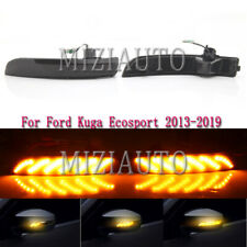 For Ford Kuga Ecosport 2013-2019 Flowing Light Rear View Mirror Turn Signal Lamp