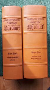 Johann Ludwig Gottfrieds Historische Chronick
