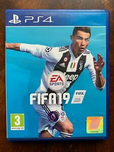 FIFA 19 PS4 2019 Football Soccer Game for Sony PlayStation 4