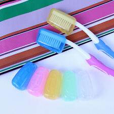 1X/set Portable Toothbrush Cover Holder Yks Germproof Toothbrushes Protector#V