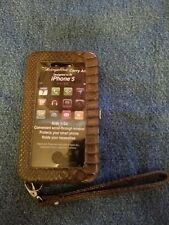 Iphone 5 wallet case New