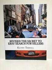 The Secret to eBay Search for Sellers Revised  Kathy Terrill 2018 eBay Selling