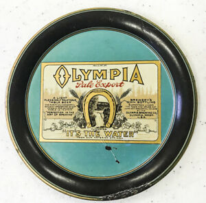 Olympia Beer Vintage TipTray.... 4 inches Very Nice Condition