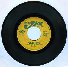 Philippines HAJJI Panakip - Butas OPM 45 rpm Record